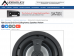 RBH SI-615 In Ceiling Atmos Speaker Review by Audioholics - (Thumbnail)